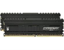 Crucial Ballistix Elite DDR4  32GB 16GBx2 3200Mhz CL15 Dual Channel Desktop RAM